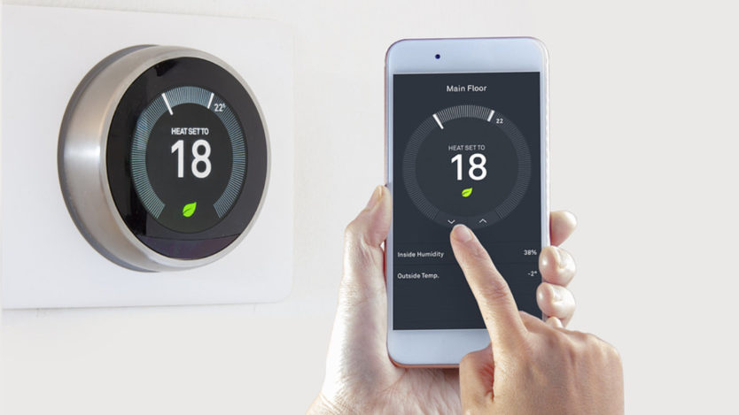5 Reasons to Install a Smart Thermostat